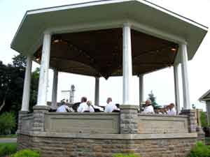 Perth Citizens' Band - Concert in the Bandshell