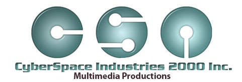 CyberSpace Industries 2000 Inc. - Multimedia Promotions - Click to visit CSI2000 Website